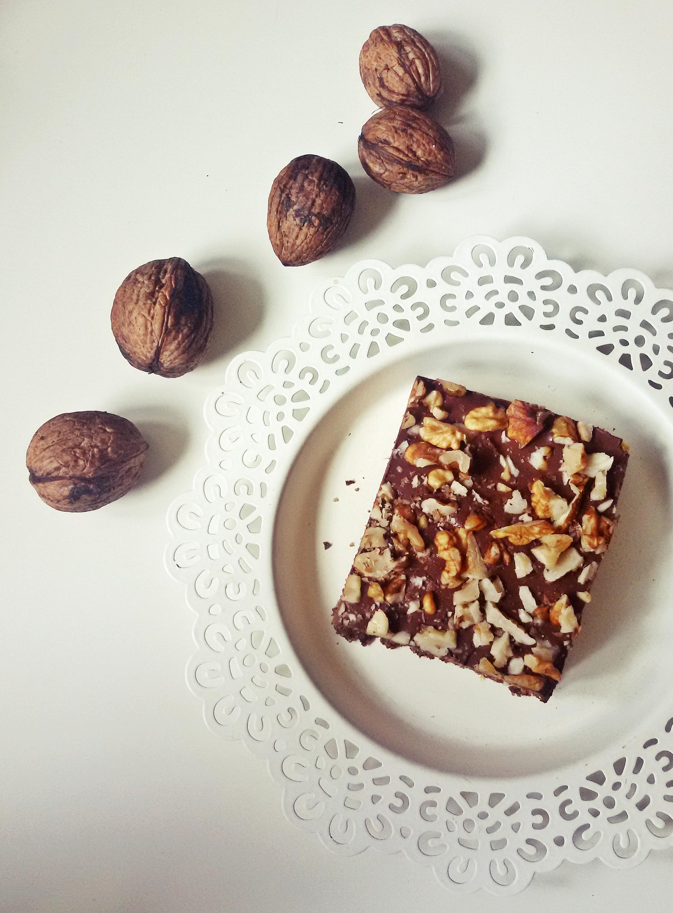 czekoladowe ciasto z batatów