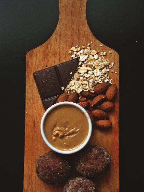 czekoladowe kulki mocy