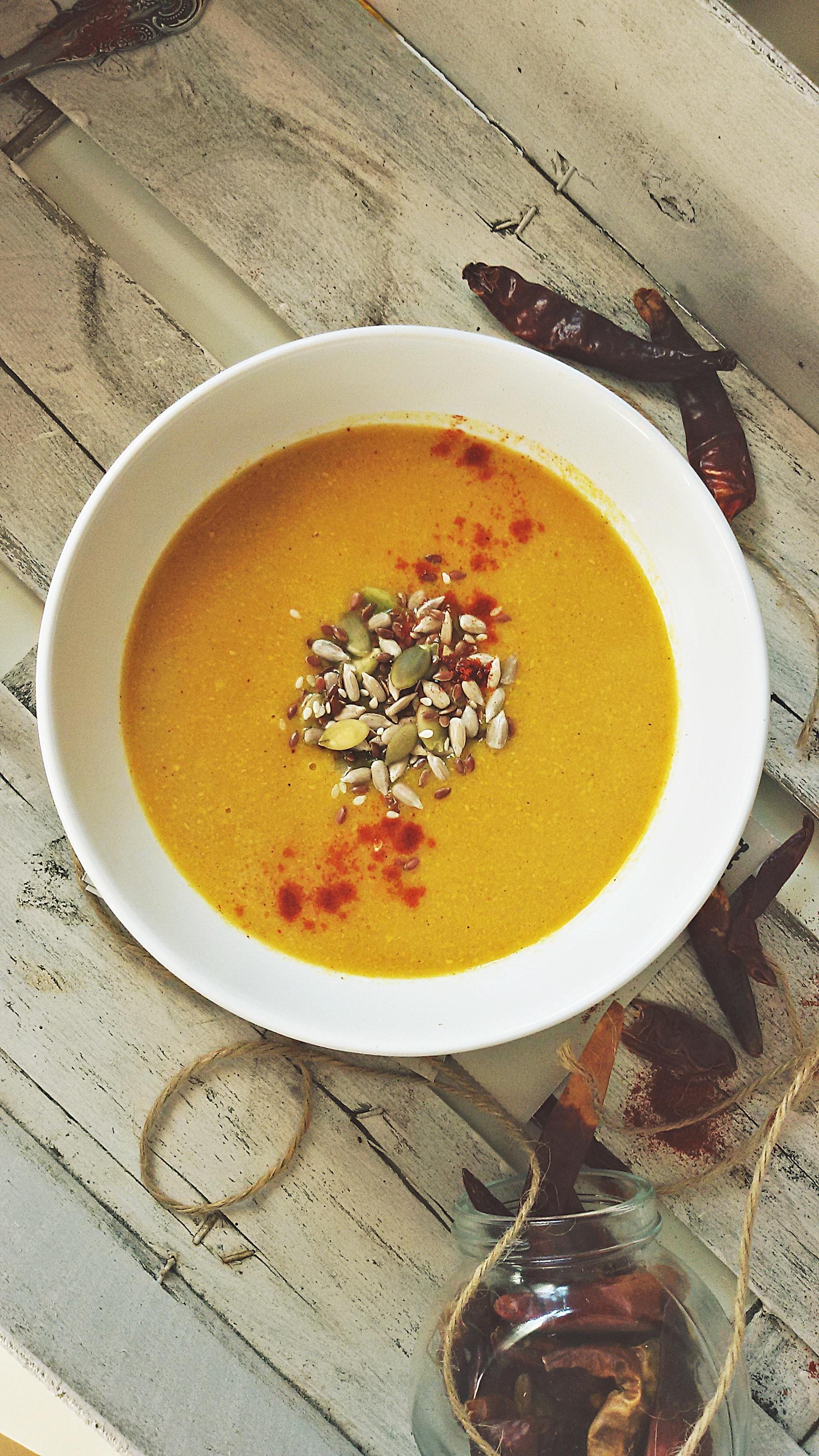 zupa z kukurydzy