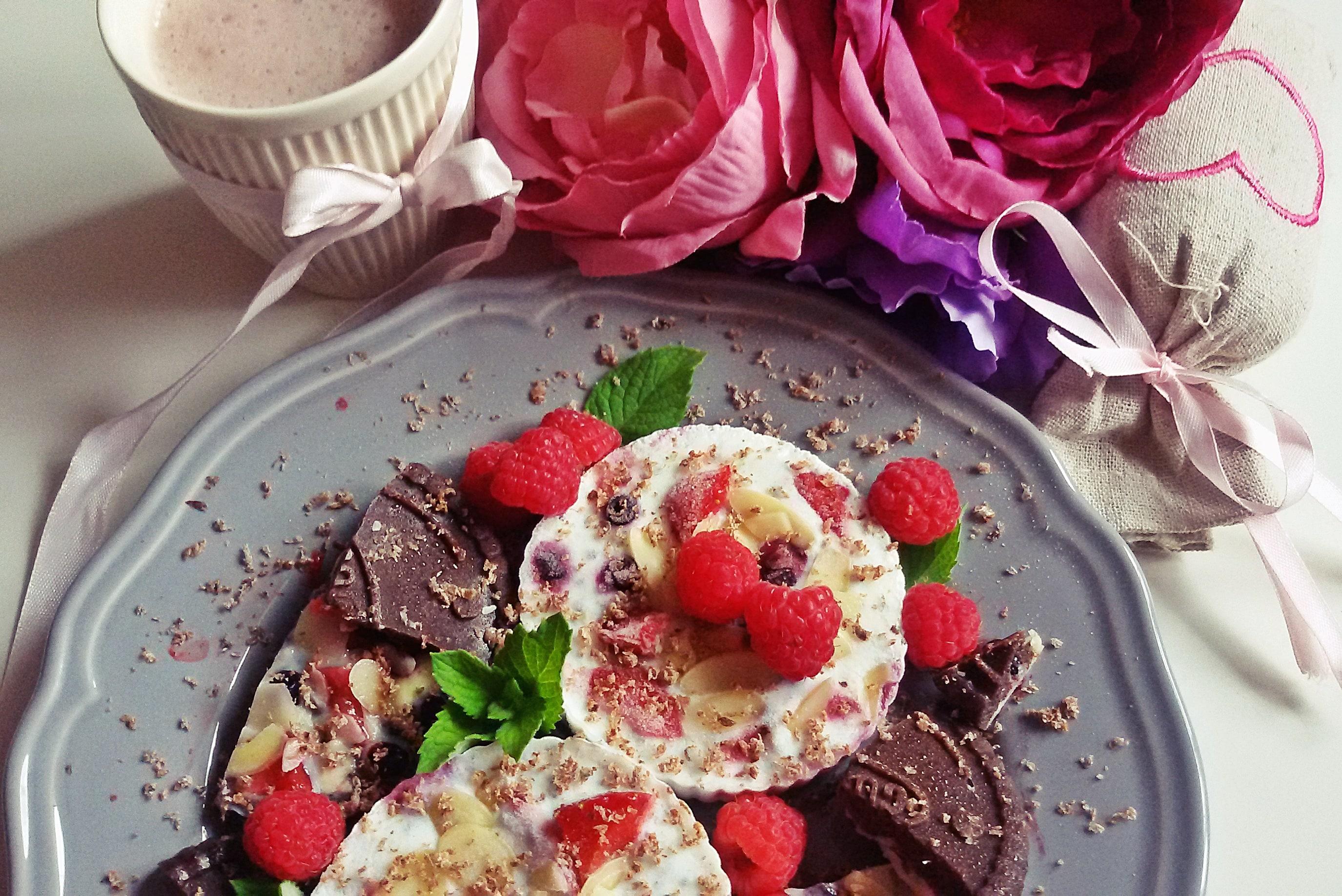 lody jogurtowe fit