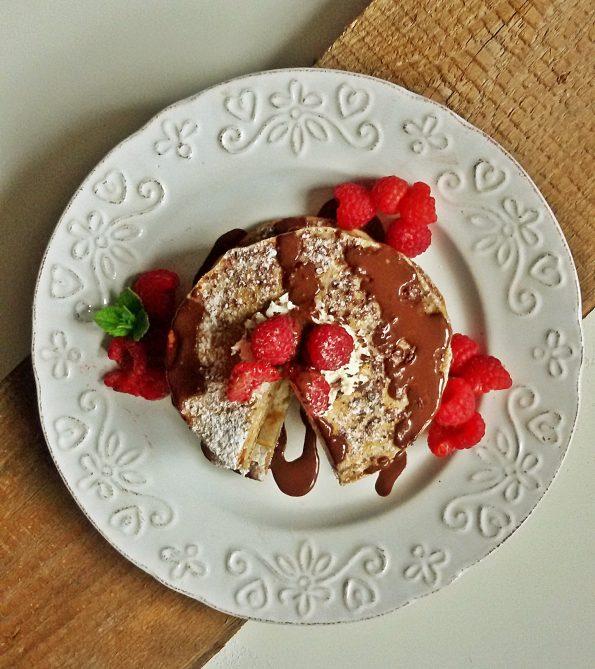 pancakes gryczane
