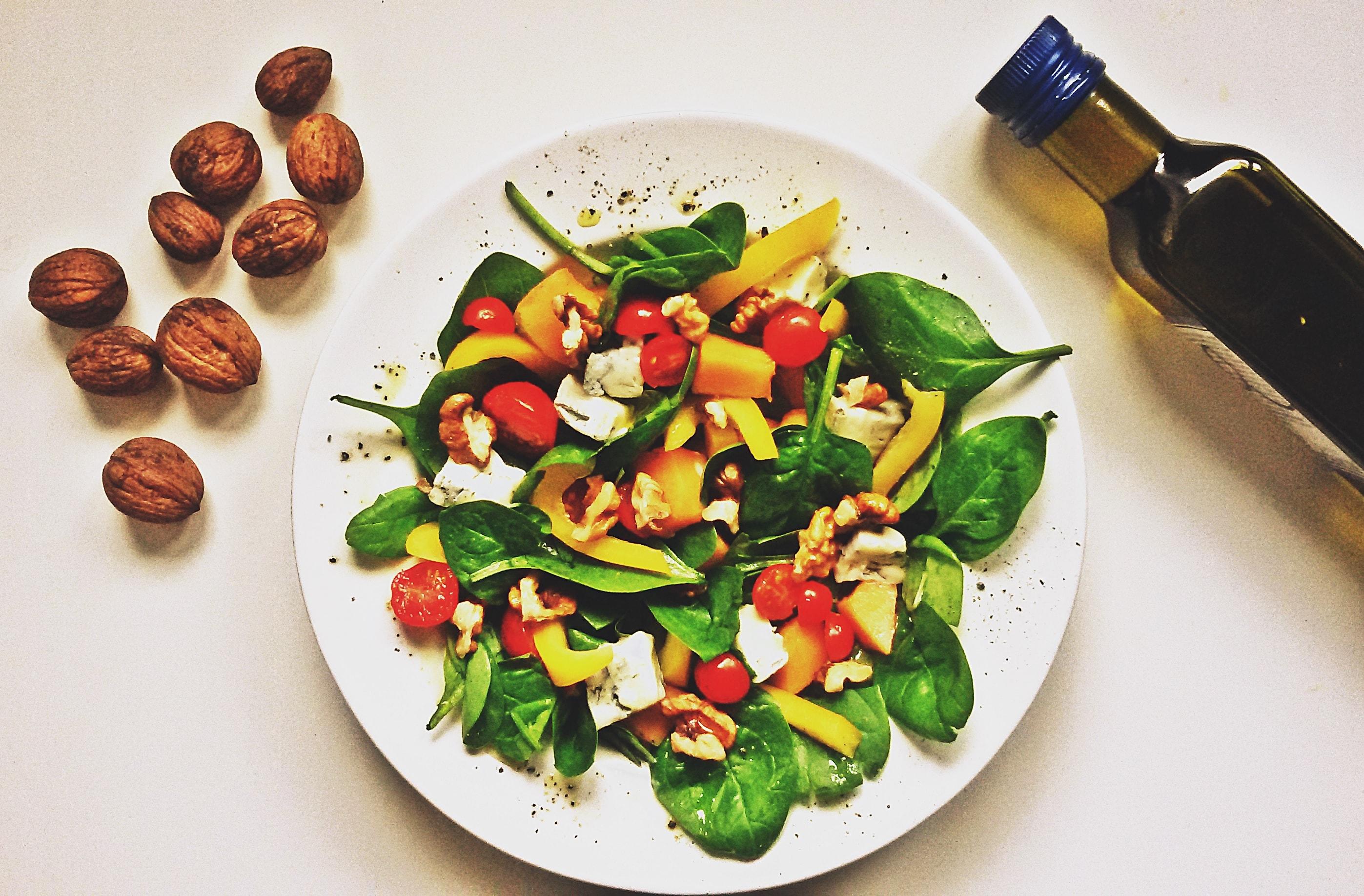 salatka z melonem