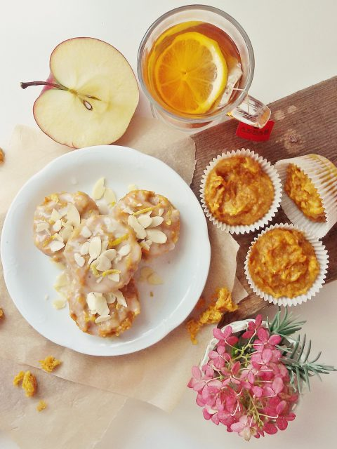 vege muffinki