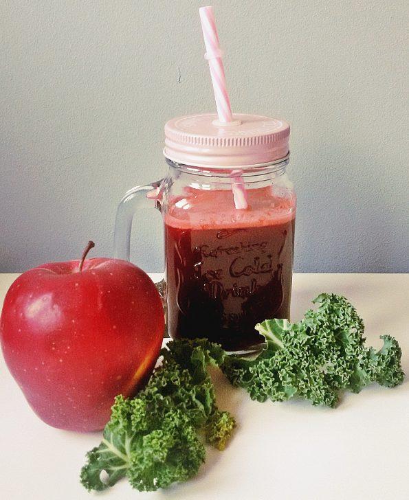 oczyszczający sok z buraka