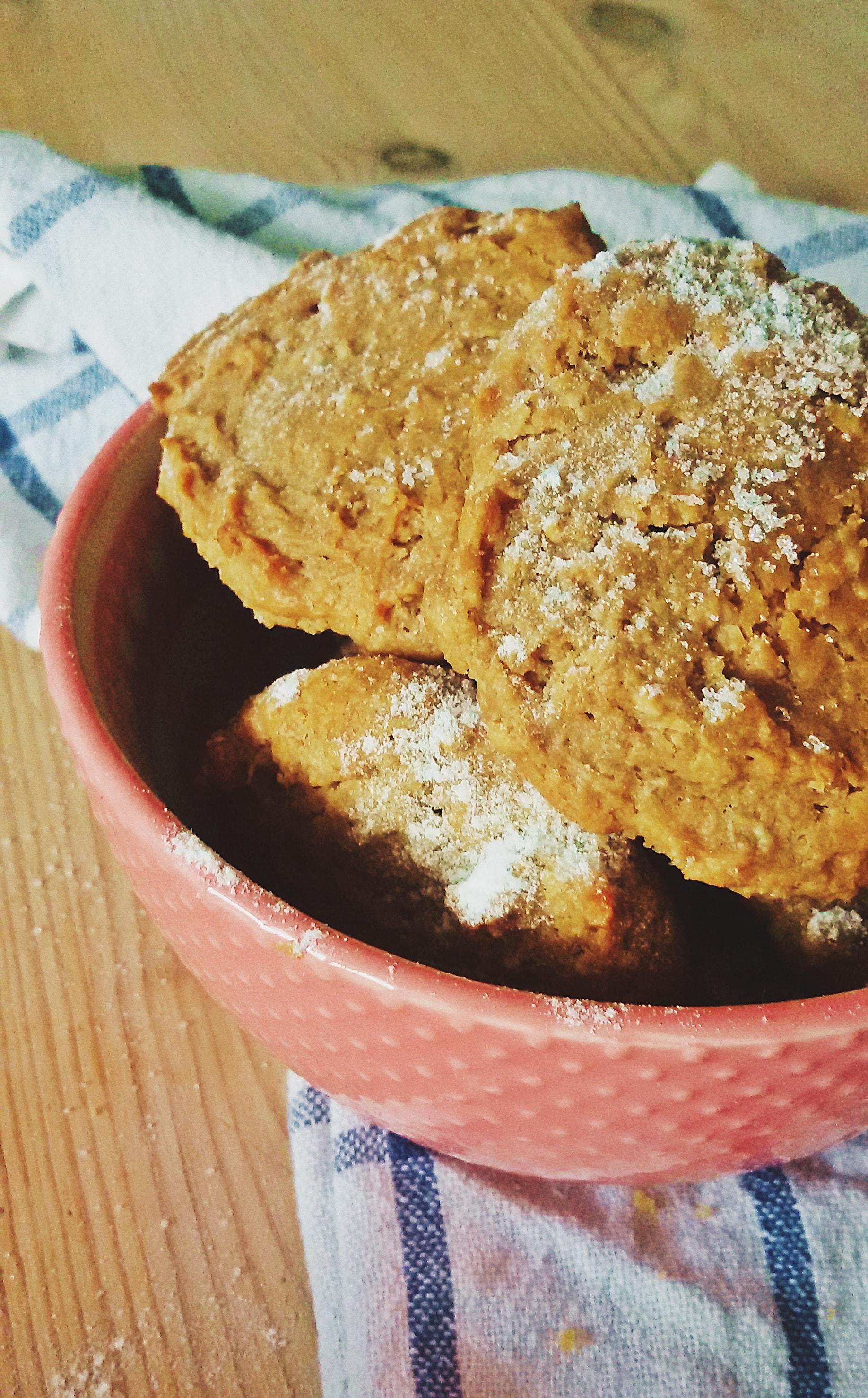ciastka z masłą orzechowego