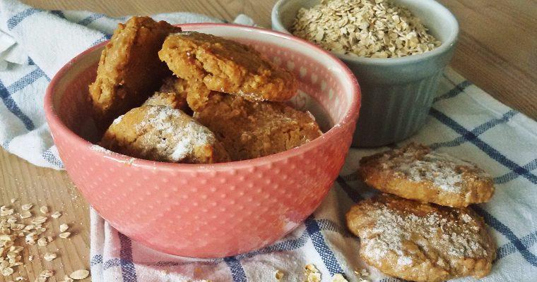 Ciasteczka z masła orzechowego
