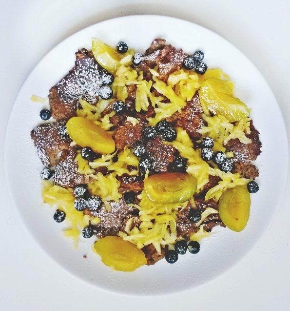 piernikowy omlet