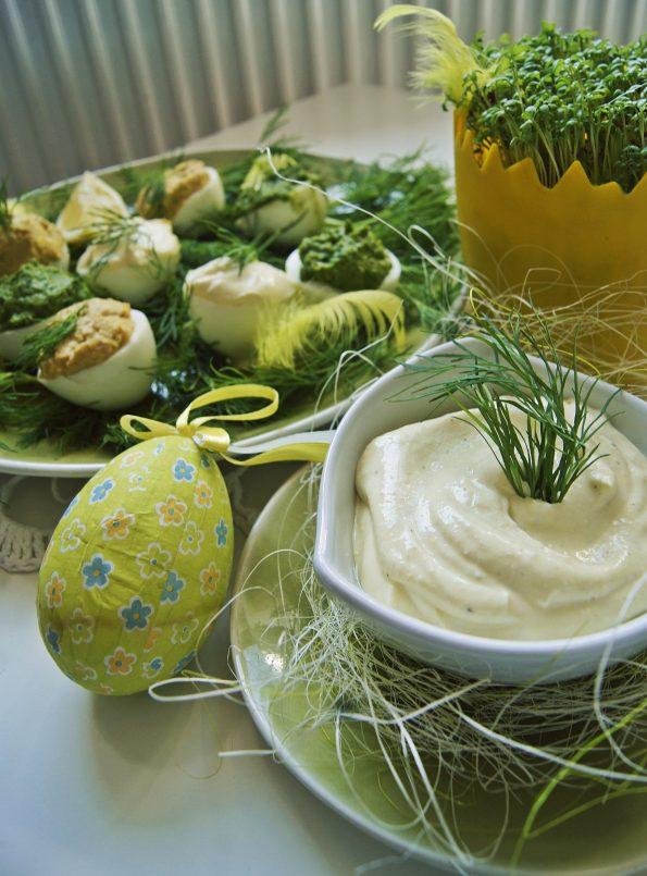 dietetyczny majonez