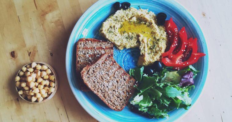 Hummus przepis podstawowy