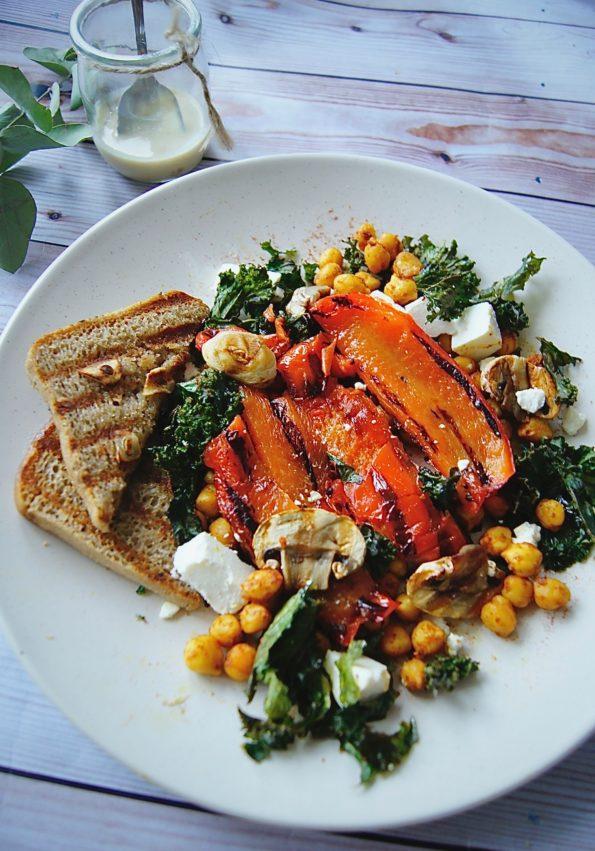 salatka-z-pieczona-ciecierzyca