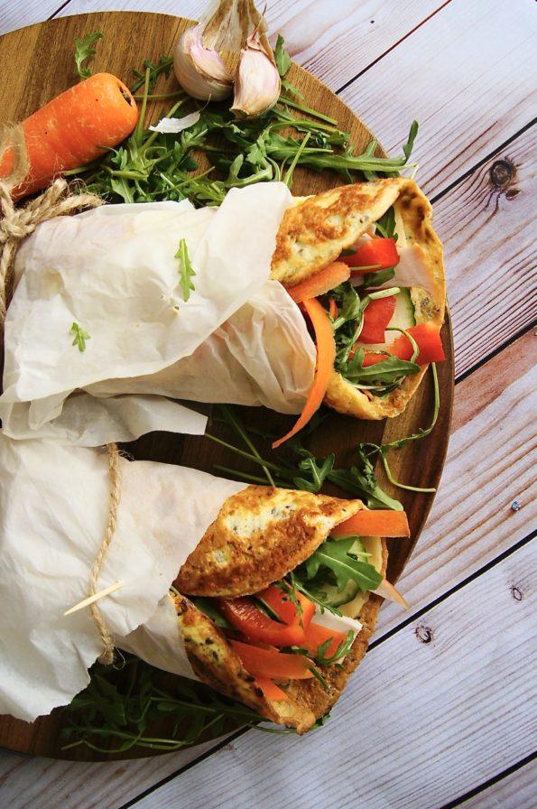 tortilla-bialkowo-tluszczowa-z-warzywami