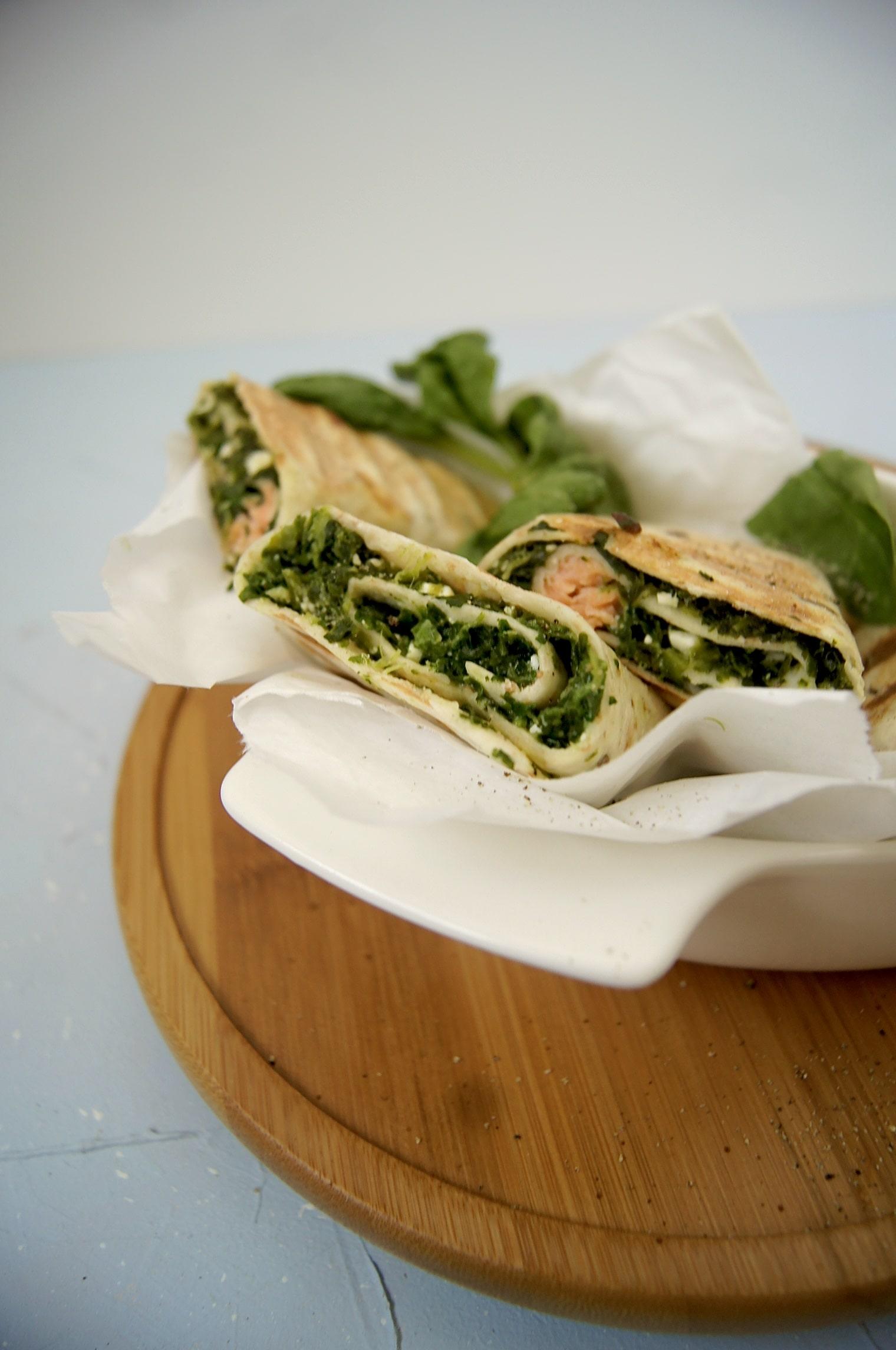 tortilla z lososiem positiveat