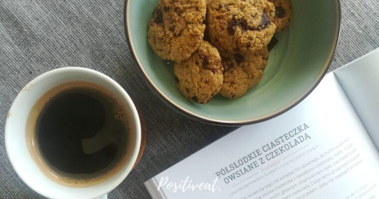 Prawdziwe ciastka COOKIES z czekoladą | Bez mąki pszennej